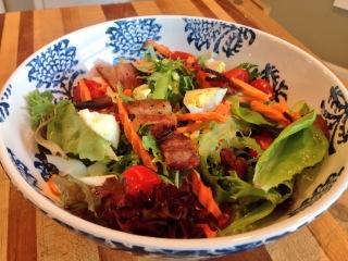 Perfect Paleo Cobb Salad